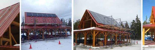 Solar Project at LMCC