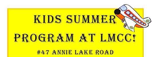 Kids Summer Program at LMCC