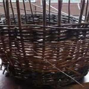 Round Bottom Traditional Willow Basket Class