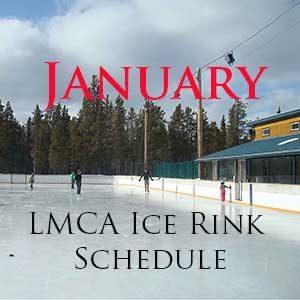 LMCA Ice Rink Schedule