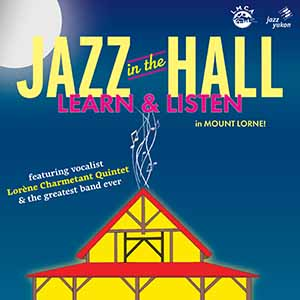 Jazz in the Hall